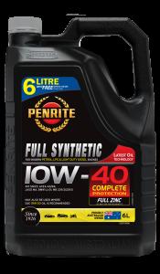 Penrite FULL SYNTHETIC 10W-40