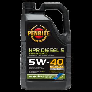 Penrite HPR DIESEL 5 5W-40 (Semi Syn.)