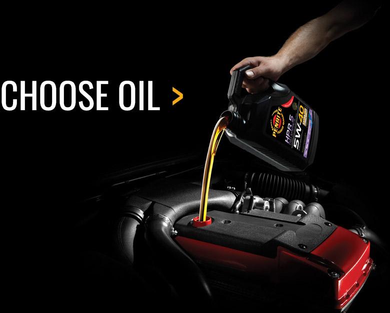 Dobierz olej